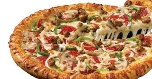 DOMINO'S PIZZA – HOT LINE – IKEJA -GRA