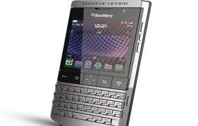 blackberry porche