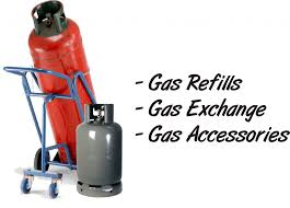 HOLY FAMILY DOMESTIC GAS