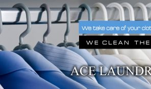 ACE DRY CLEANING & LAUNDRY – LAGOS