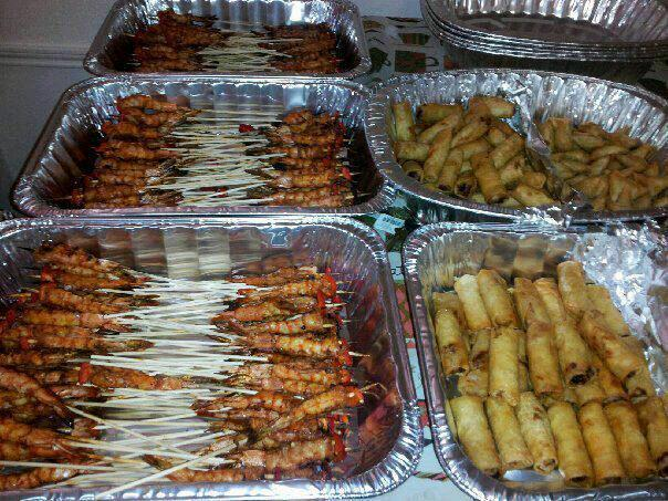 NAS INTERNATIONAL GRILL AND SMALL CHOPS – SMALL CHOPS – OSHODI-ISOLO