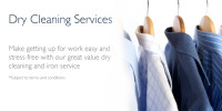 ABUJA LAUNDARY $ DRYCLEANING – DRY CLEANING – OJO
