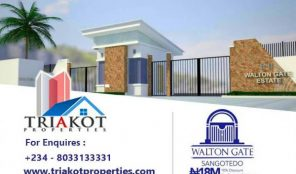 Triakot properties