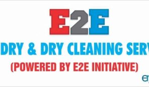 E2E LAUNDRY AND DRY CLEANING