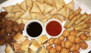 BRK SMALL CHOPS –  CATERER- ALIMOSHO