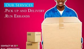 KWIKI DELIVERIES – DISPATCH RIDERS – IBADAN