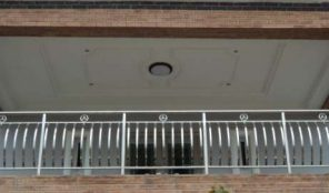 AKIN STAINLESS STEEL HAND RAILS AND BALUSTRADES
