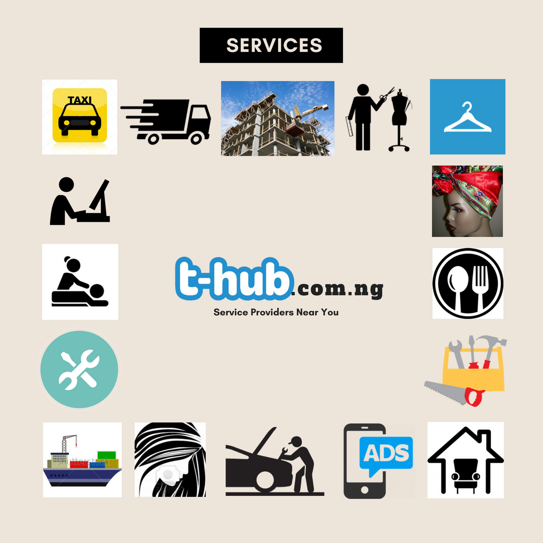 All kinds of services