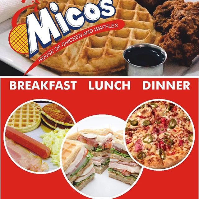 MICO'S HOUSE OF CHICKEN AND WAFFLES – LEKKI