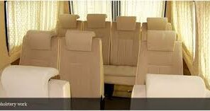 Automobile Upholstery work