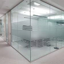 Glass work and frameless
